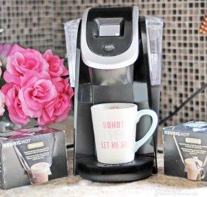 $79.99 + Free $20 Gift CardKeurig® K200 Single-Serve K-Cup® Pod Coffee Maker