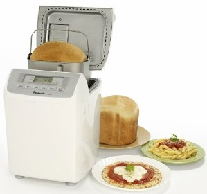 $129Bread Maker with Automatic Fruit and Nut Dispenser SD-RD250