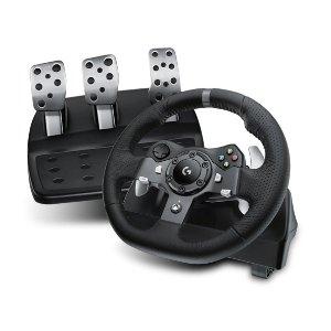 $199Logitech G920 Driving Force Racing Wheel