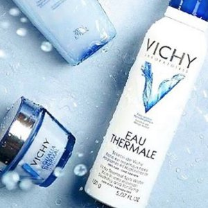 Free 3-Piece Deluxe Multi-Masking Set & a Holiday TinWith Orders of $75 or More @Vichy USA