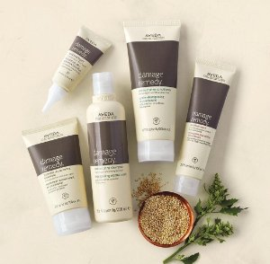 5 Free Samples + Free Shippingwith Orders Over $30 @Aveda