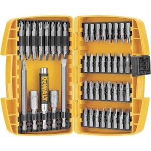 $9.99 DEWALT DW2166 45-Piece Screwdriving Set with Tough Case