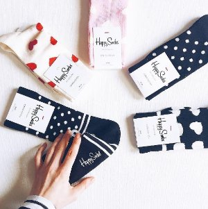 Dealmoon Exclusive!30% off Sitewide + Free Shipping @ Happy Socks