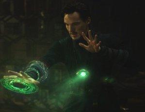 $24.99 Doctor Strange Necklace - Eye of Agamotto Costume Prop Infitinity Stone Pendant