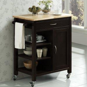High Quality $67 Winsome Mali Kitchen Cart
