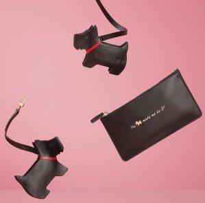新用户立享8.5折 收小狗雨伞、小狗零钱包MyBag 精选 Radley London 女式包袋配饰等热卖