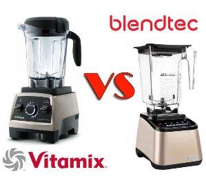 破壁技术哪家强?Vitamix Vs Blendtec,解析美国顶级家用破壁料理机