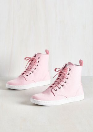 $51Dr. Martens One Act Playful Sneaker in Pink