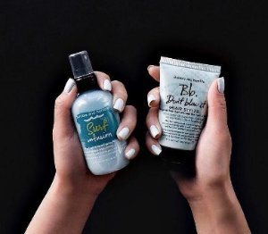 5 Free Samples + Free Shippingwith Any Orders over $35 @ Bumble & Bumble