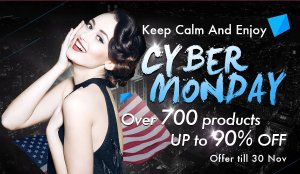 Cyber Monday Promotion 2016 @ Sasa.com