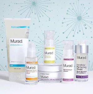 30% OFF + FREE ShippingOn ALL ORDERS @ Murad Skin Care