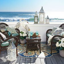 As low as $0.78 + Free shippingEntire Store sale @ Pier 1 imports