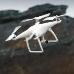 DJI Phantom 4 Quadcopter Manufacturer Refurbished
