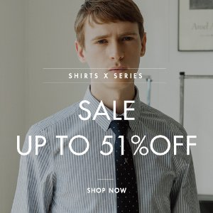 UP TO 51% OffREFRESH HIS WARDROBE @KOLONmall.com
