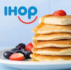 starting at $3.99+All You Can Eat Pancakes @ ihop