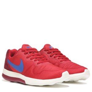 超低价潮跑鞋!$29.74Nike 男士MD Runner 2 LW Jogger 红色 (9.5码起)