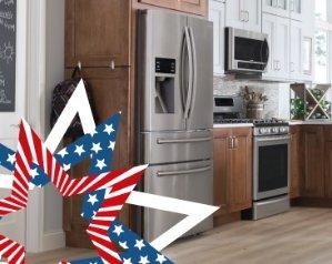 Up to $1000 OffOn Home Appliances @AJ Madison