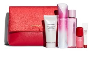 Holiday Sets Now Available @ Shiseido