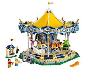 $199.99补货:LEGO®官网 Creator Expert 新一代旋转木马10257