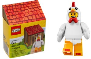 Free LEGO Easter Mini-Figure with Purchase of $20+ LEGO Products @ Target.com