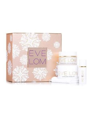 $165Eve Lom Limited Edition Perfecting Ritual 限量护肤套装