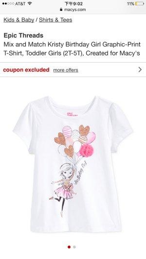 小孩衣服清仓区低至3折Kids Clothes Clearance - Macy's