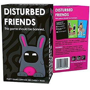 $22.50Disturbed Friends - This game should be banned