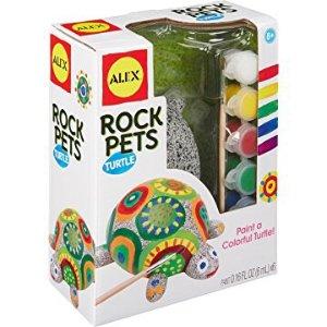 $6 ALEX Toys Craft Rock Pets Turtle @ Amazon.com