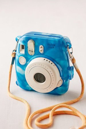$4.99Fujifilm Instax Mini Marbled Waters Hard-Shell Camera Case 相机保护壳