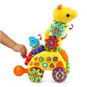 $8.54 (原价$11.39)V Tech 齿轮长颈鹿玩具