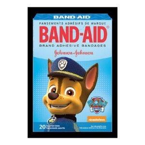 $2.22band-aid 狗狗卡通图样 创可贴 20片