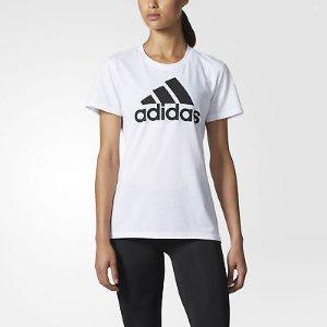$9.99 + 免邮adidas ULT SS CREW 女士短袖T恤
