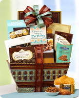 25% offholiday gift baskets @ 1-800-Baskets