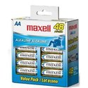 $10.16Maxell AA Battery 48-Pack