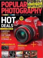 FREEPopular Photography Magazine 1-Year Subscription (12 issues)