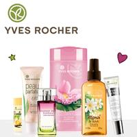 Up to 50% OffWith Any Purchase @ Yves Rocher