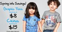 From $8Spring Graphic Tees @ Ruum Kids