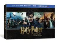 $71Harry Potter Hogwarts Collection (BD/DVD/UV) Blu-ray