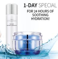 24 Hours Only! 60% OFFFlash Sale at Missha