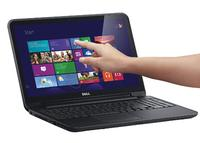 $399Dell Inspiron 15 Touch (i15RVT-6195BLK) Intel Core i3-4010U Dual-Core HASWELL 15.6