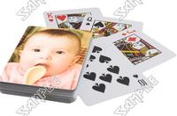 $0Customized Photo Playing Cards