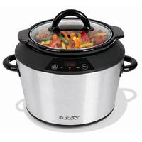 $11Toastess 5 qt. Digital Slow Cooker