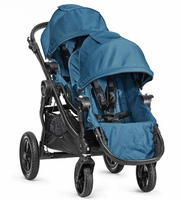 $446Baby Jogger City Select Double 2015, Onyx Color