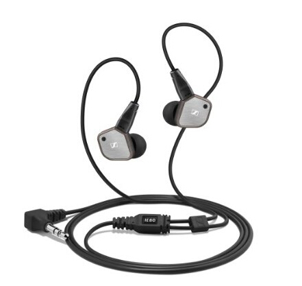 $199Sennheiser IE 80 Premium Audiophile Grade In-Ear Headphones (IE80 West)