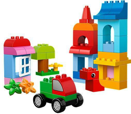 $14LEGO DUPLO Creative Building Cube 10575 + Free Gift