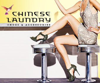 Up to 50% OffSummer Sale @ Chinese Laundry