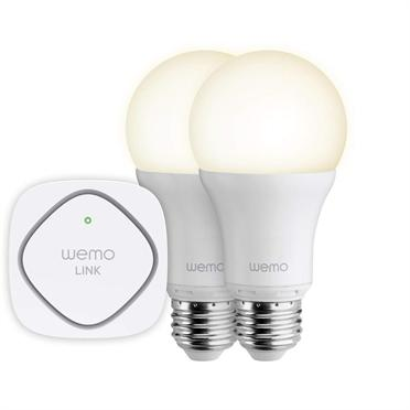 $49Belkin WeMo LED Lighting Starter Set