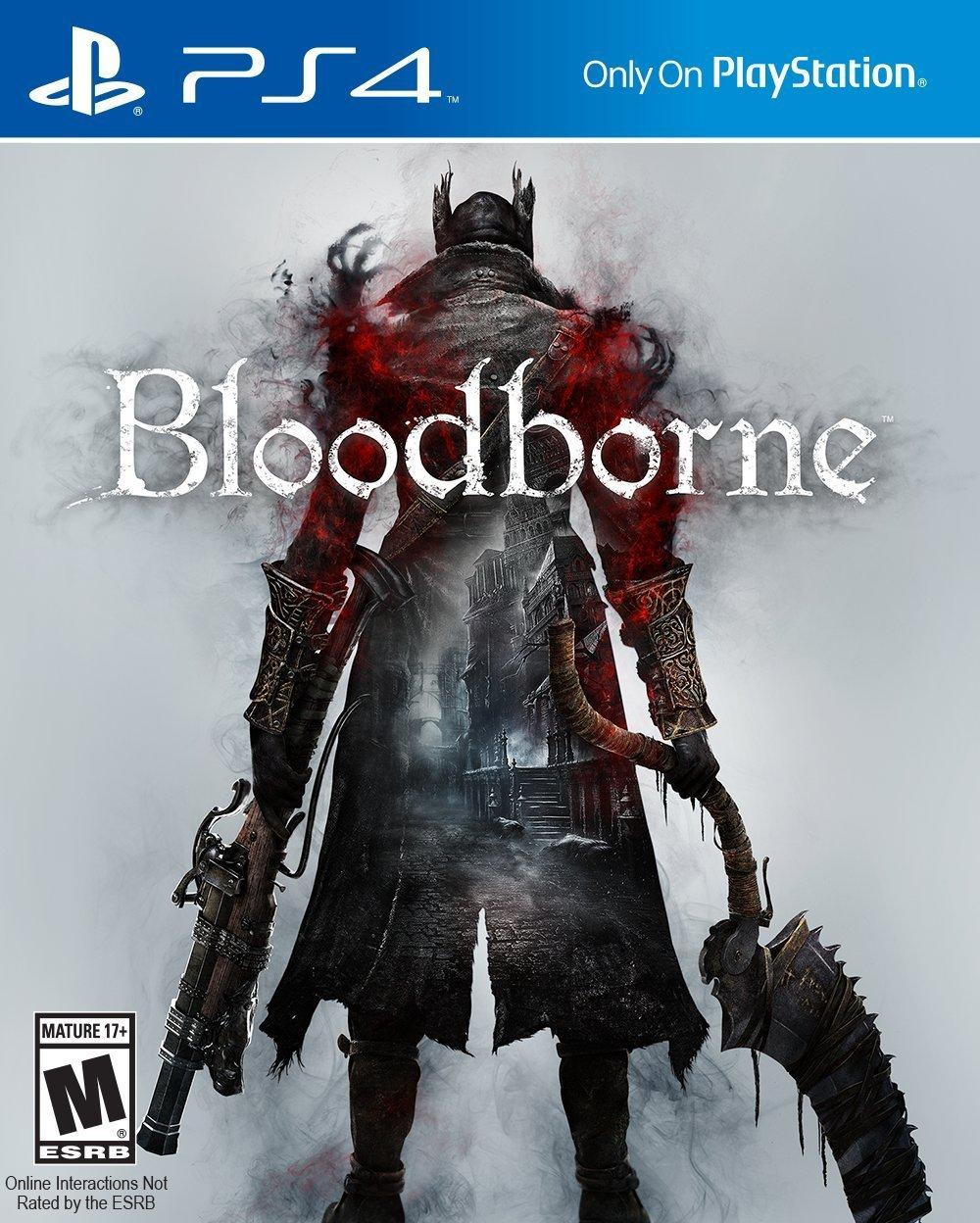 $19 Bloodborne PS4