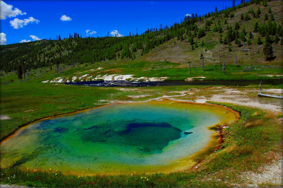 From $4062015 Cool Summer Specials! Yellowstone Tour Packages Sale @ iTuXing