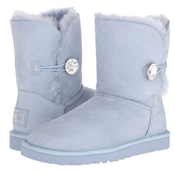$143 UGG Bailey Button Bling
